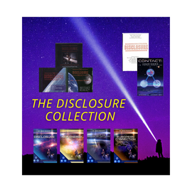 Disclosure Collection: Everything you need to know about UFOs and the Secret Government