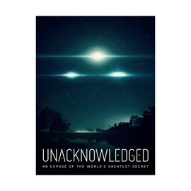 Unacknowledged DVD