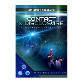 Dr. Greer Presents: Contact and Disclosure: A CE5 Workshop Intensive