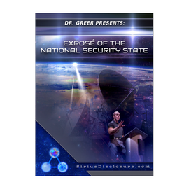 Dr. Greer Presents: Expose of the National Security State