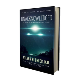 Unacknowledged - The Book