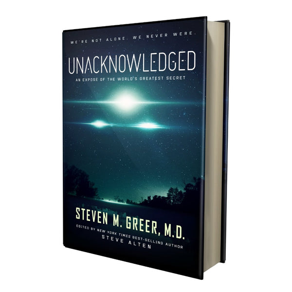 """Unacknowledged"" The E-Book"