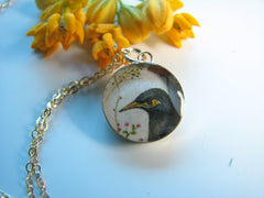 14k Gold Fill Mynah Bird (Small Size)