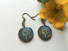 Elephant (Earrings)