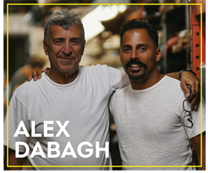 CommuniTea in Arabic Podcast Show - Forth episode: Alex Dabagh