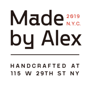 Made By Alex Logo