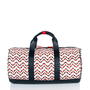 Gym Bag - Woven (Gym1) - Weekender and Duffle bags Made in USA | Made By Alex