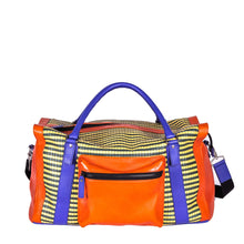 Load image into Gallery viewer, Overnighter - Weekender and Duffle bags Made in USA | Made By Alex