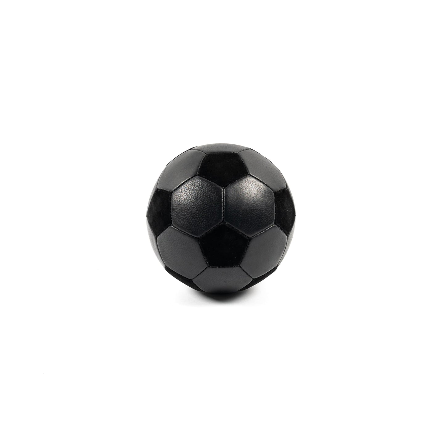 Soccer Ball - Jet Black (Soccer) - Athletics Made in USA | Made By Alex