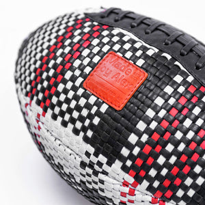 Woven Football - Athletics Made in USA | Made By Alex