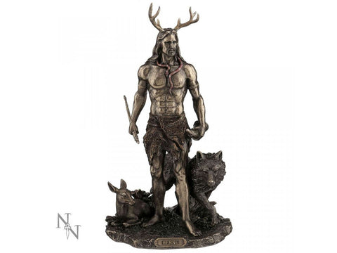 Herne and Animals Statue 30cm - Eldertree Apothecary