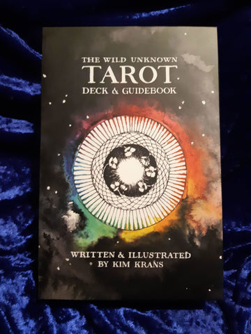 Wild Unknown Tarot Deck and Guidebook - Eldertree Apothecary