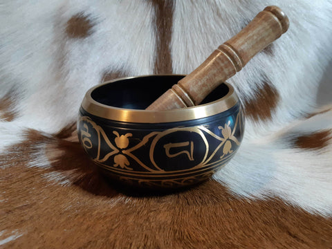 Tree of life singing bowl - Eldertree Apothecary