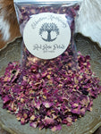 Red Rose Petals - 20g - Eldertree Apothecary