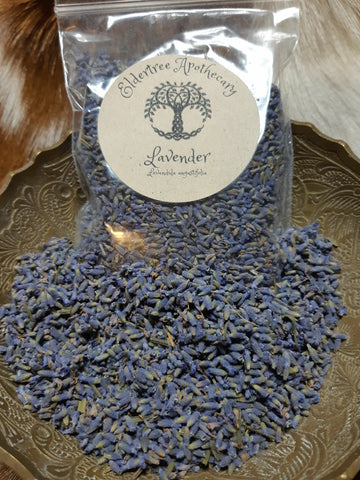 Lavender 25gm - Eldertree Apothecary