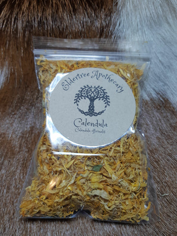 Calendula - Eldertree Apothecary