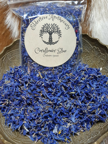 Cornflower Bule - Eldertree Apothecary