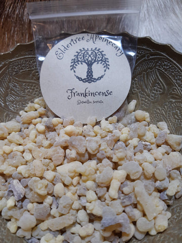 Frankincense 25gm - Eldertree Apothecary