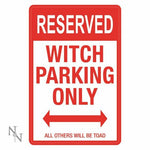 Witch Parking - Eldertree Apothecary
