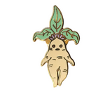 Mandrake Pin - Eldertree Apothecary