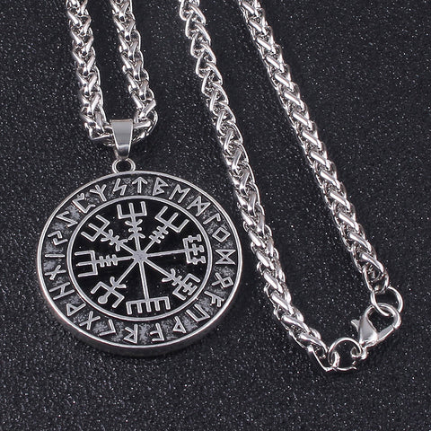 Vegvisir Necklace - Eldertree Apothecary
