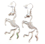 Unicorn ear rings - Eldertree Apothecary