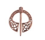 Cloak Pin Celtic - Eldertree Apothecary
