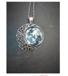 Moon Necklace - Eldertree Apothecary