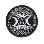 Celtic Tree of life Patch - Eldertree Apothecary