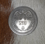Yes\No Coin (Occult Style) - Eldertree Apothecary