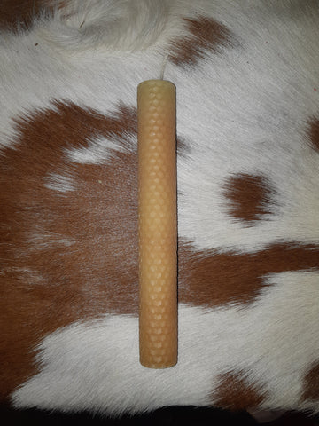 Rolled Beeswax - 200mm - Eldertree Apothecary