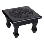 PENTACLE ALTAR TABLE – 30*30*20 CM - Eldertree Apothecary
