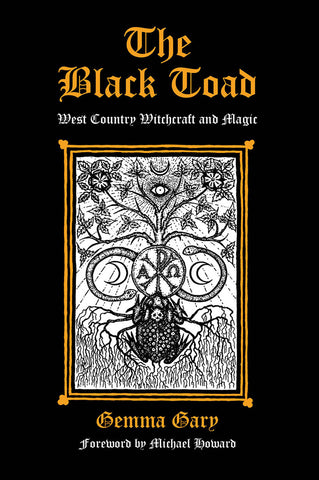 The Black Toad - Paperback - Eldertree Apothecary