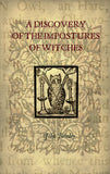 A Discovery of the Impostures of Witches and Astrologers - Paperback - Eldertree Apothecary
