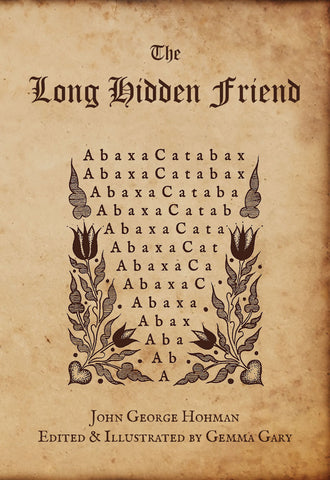 The Long Hidden Friend - Paperback - Eldertree Apothecary
