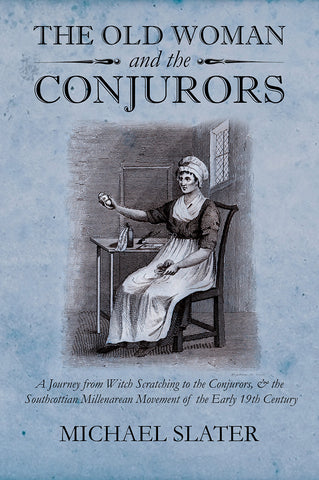 The Old Woman and the Conjurors - Paperback - Eldertree Apothecary