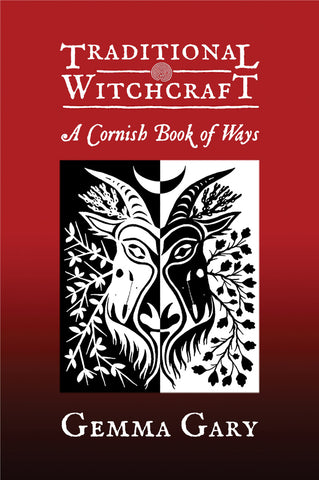 Traditional Witchcraft - A Cornish Book of Ways - Paperback - Eldertree Apothecary