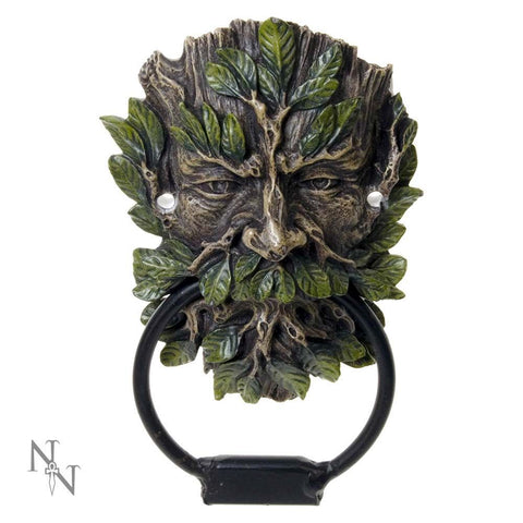 Wildwood Door Knocker 21cm - Eldertree Apothecary