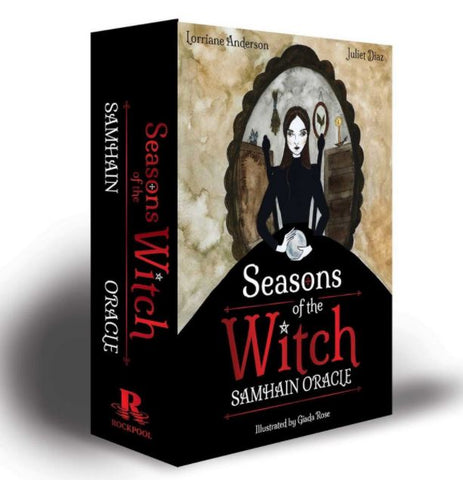 Seasons of the Witch – Samhain Oracle - Eldertree Apothecary