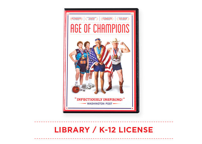 DVD + Library/K-12 License