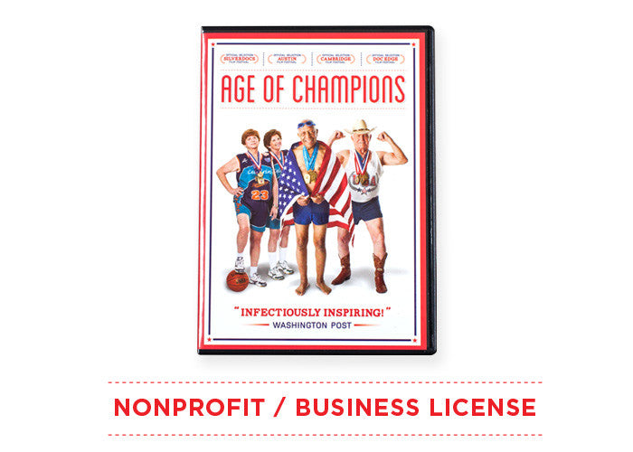 DVD + Nonprofit / Business License