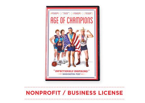 DVD + Nonprofit/Business License