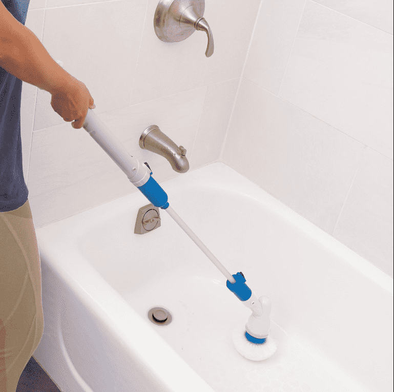 CLEANSCRUB PRO - CLEANER, SPINNER & SCRUBBER
