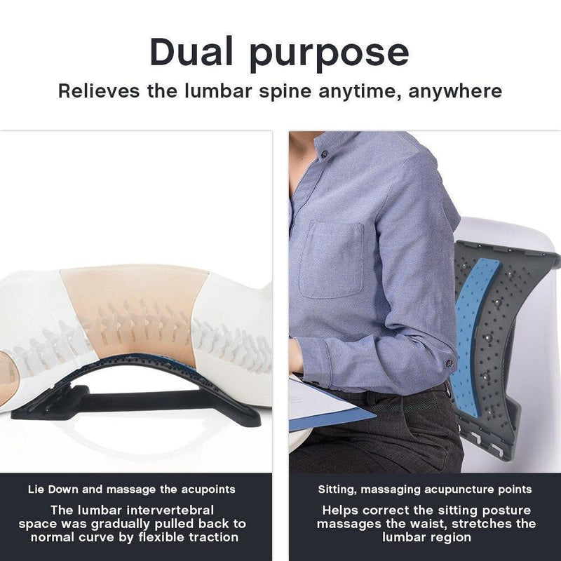 Back Relaxation Device