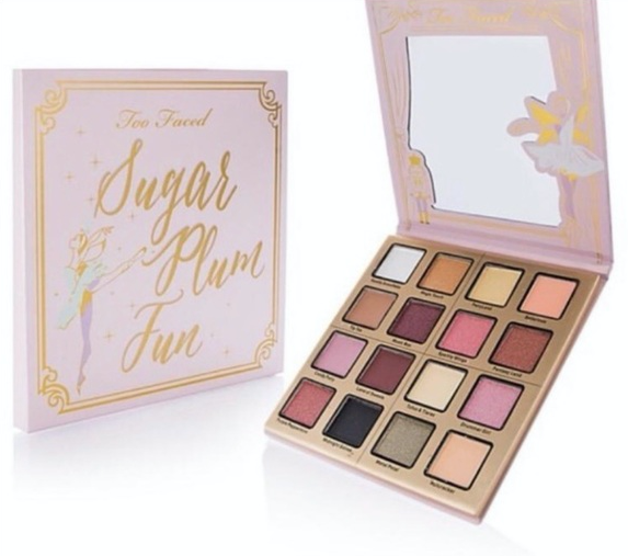 Too Faced Sugar Plum Palette