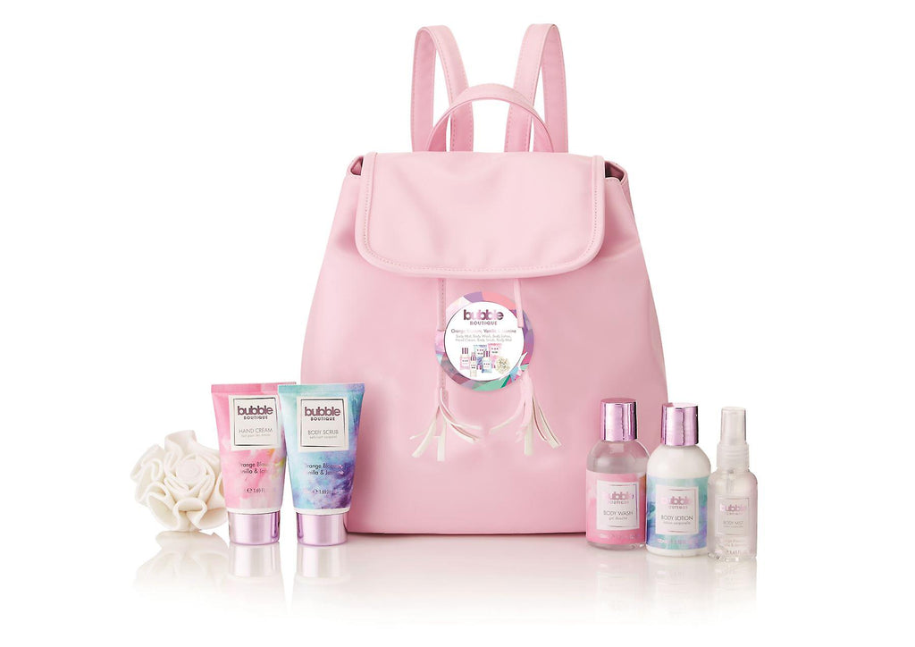 Style & Grace Bubble Boutique Backpack Gift Set 7 Pieces