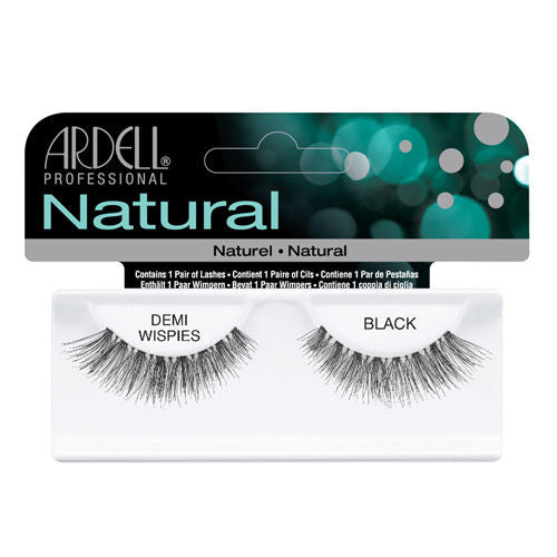 Ardell Natural Lashes Demi Wispies Black - 120