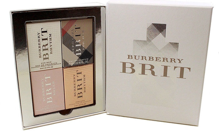 Burberry Brit Miniatures