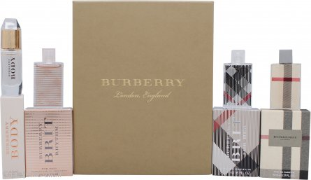 Burberry Mix Miniatures