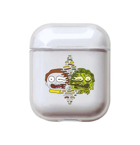 Etui Airpods Morty Toxique